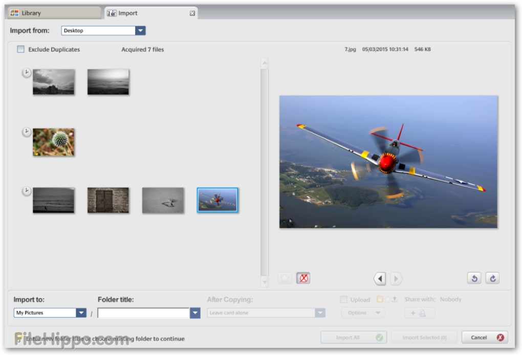 Picasa for Windows 8 How to use 1.0
