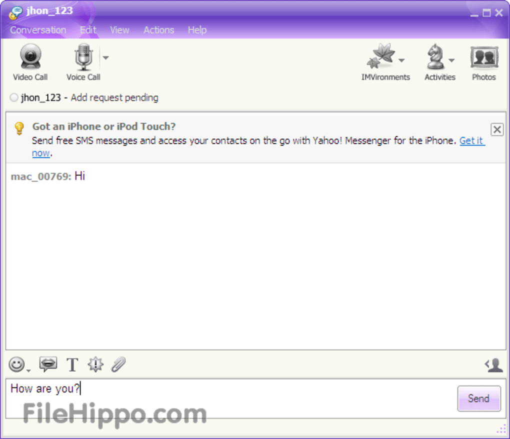 What s New in Yahoo Messenger 11