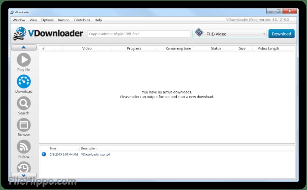 vdownloader app for android