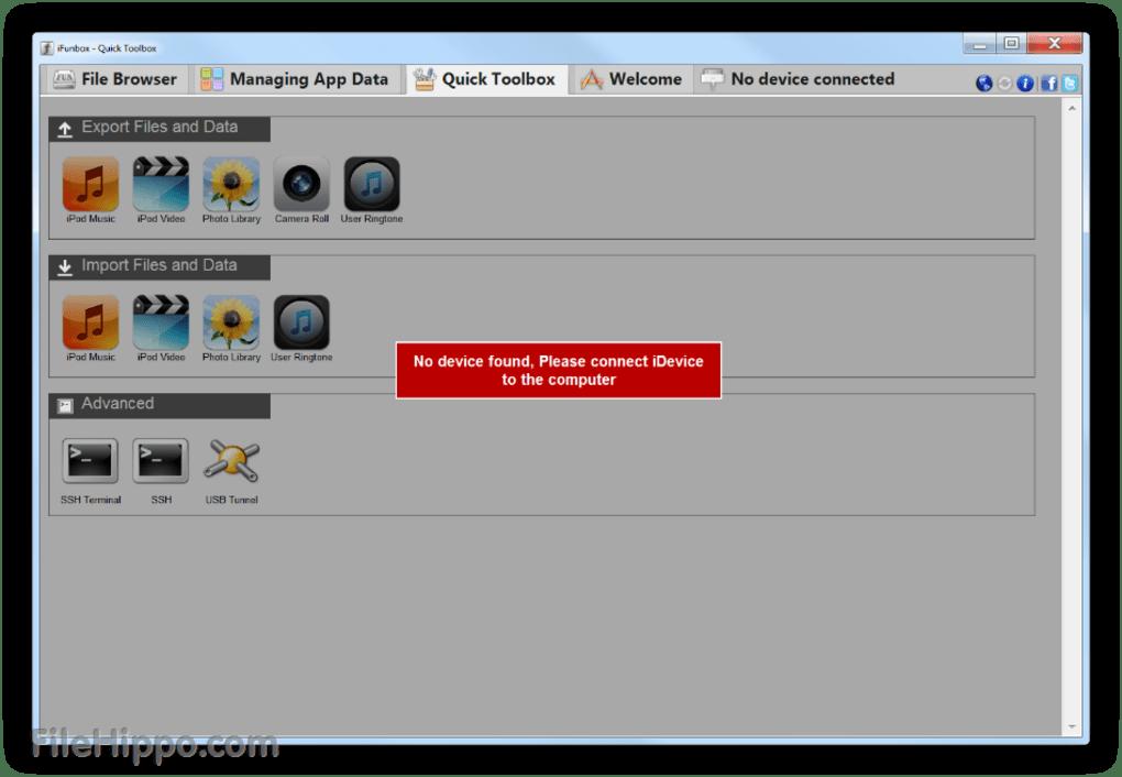 Скачать iFunBox 2013 на компьютер