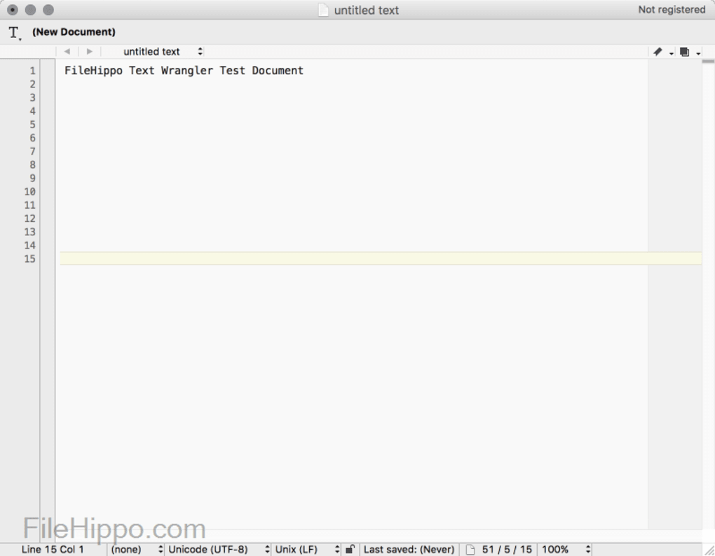 Macでテキストの一括置換 TextWrangler: 正規 ...