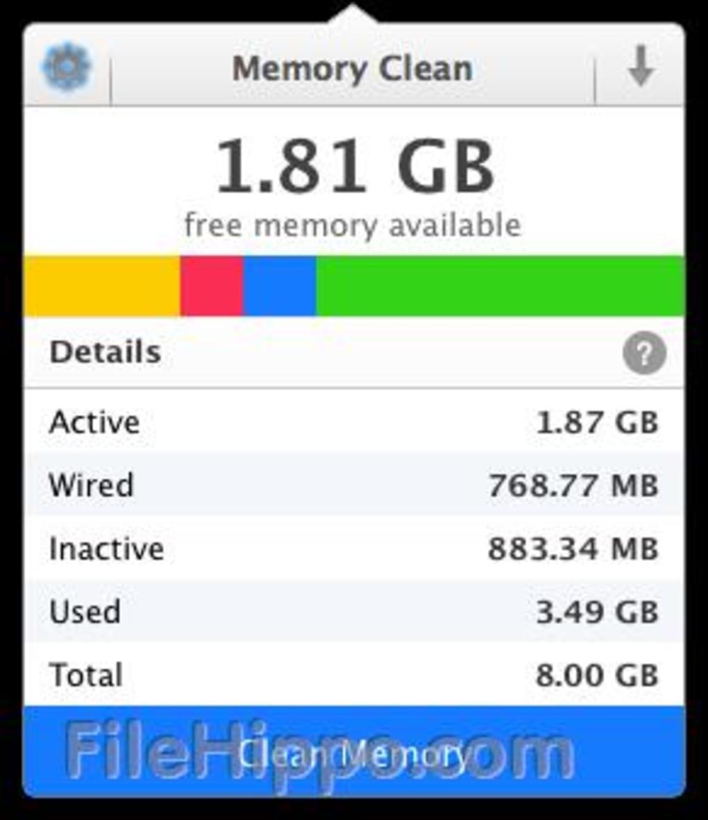 Memory clean 3 free download mac
