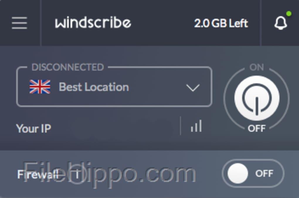Windscribe For Mac