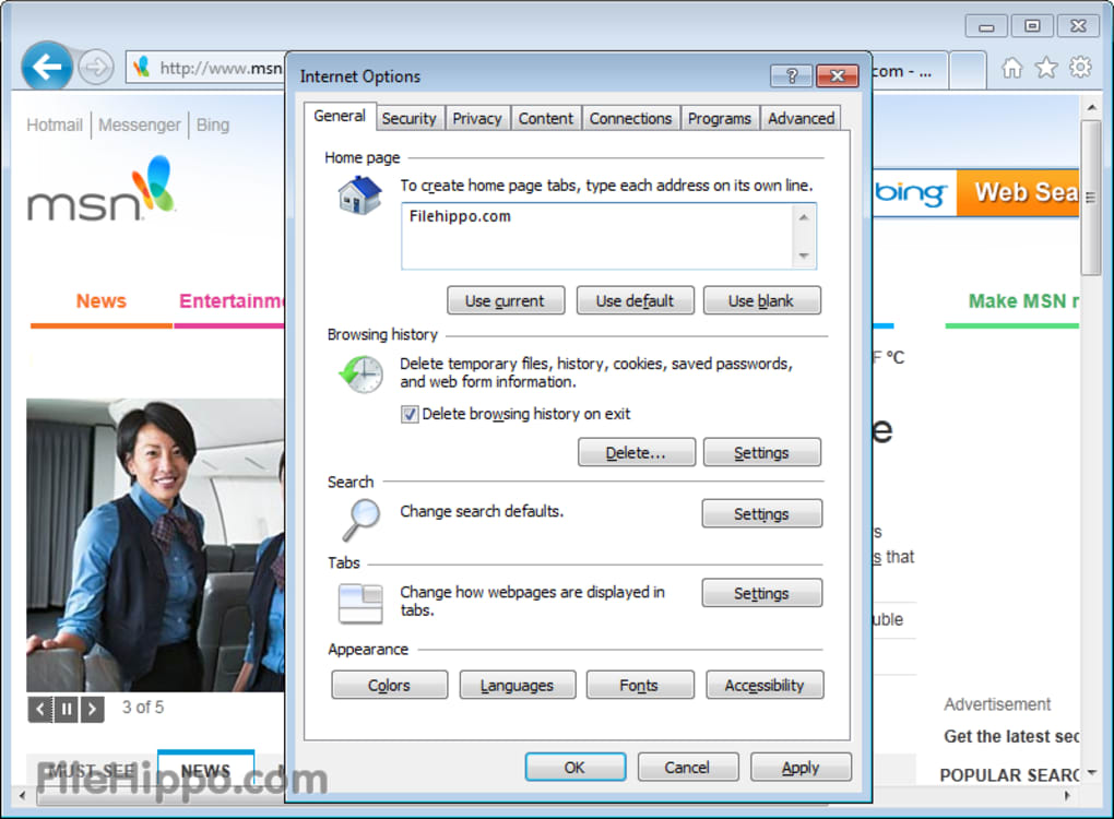 Download Internet Explorer Windows 7 11.0 Windows 7 for ...