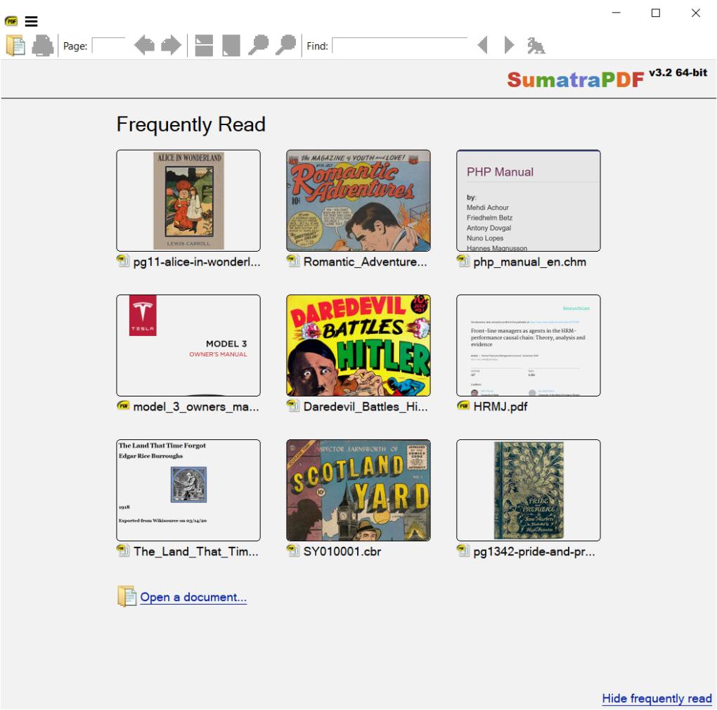 Sumatra Reader For Mac?brownaustin