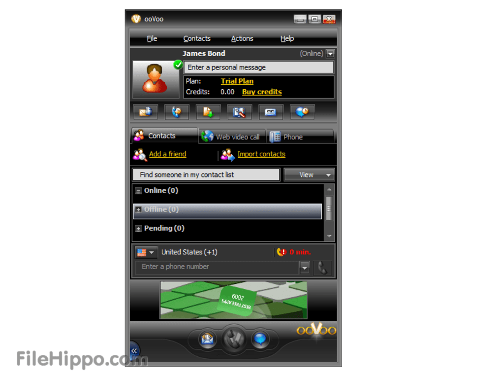 Download ooVoo 3.7.1.13 for Windows - Filehippo.com