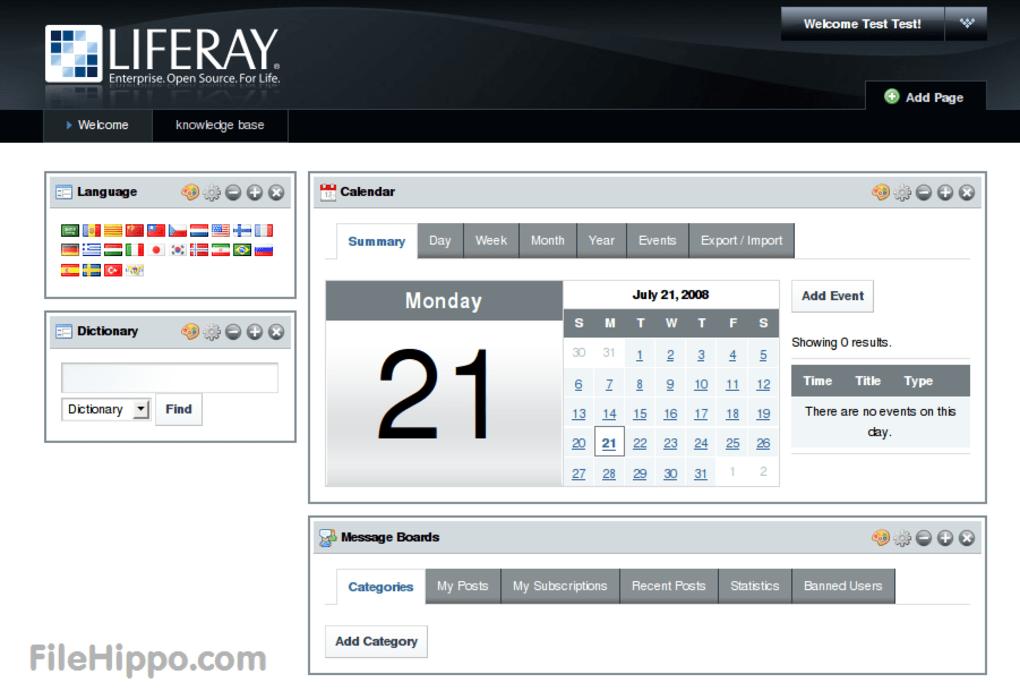 Liferay Portal For Mac