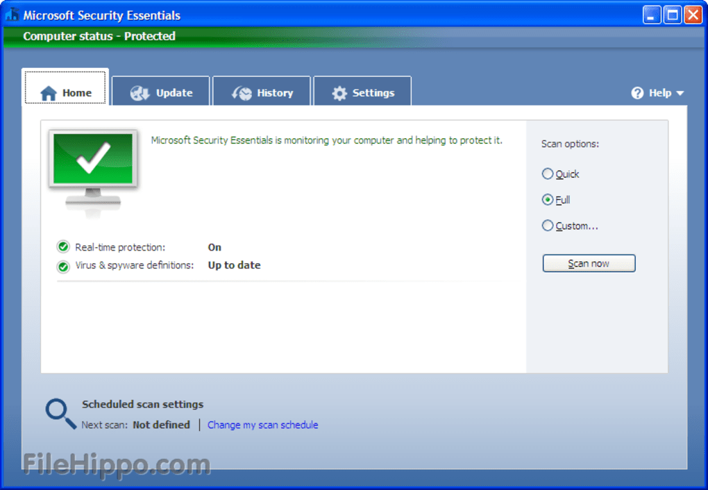 Download Microsoft Security Essentials Vista 4 10 209 For