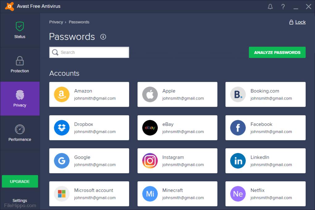 antivirus free download for windows 7 filehippo