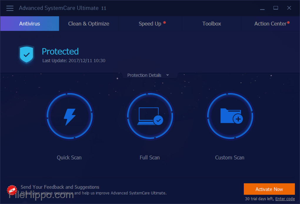 IObit Advanced Systemcare Ultimate