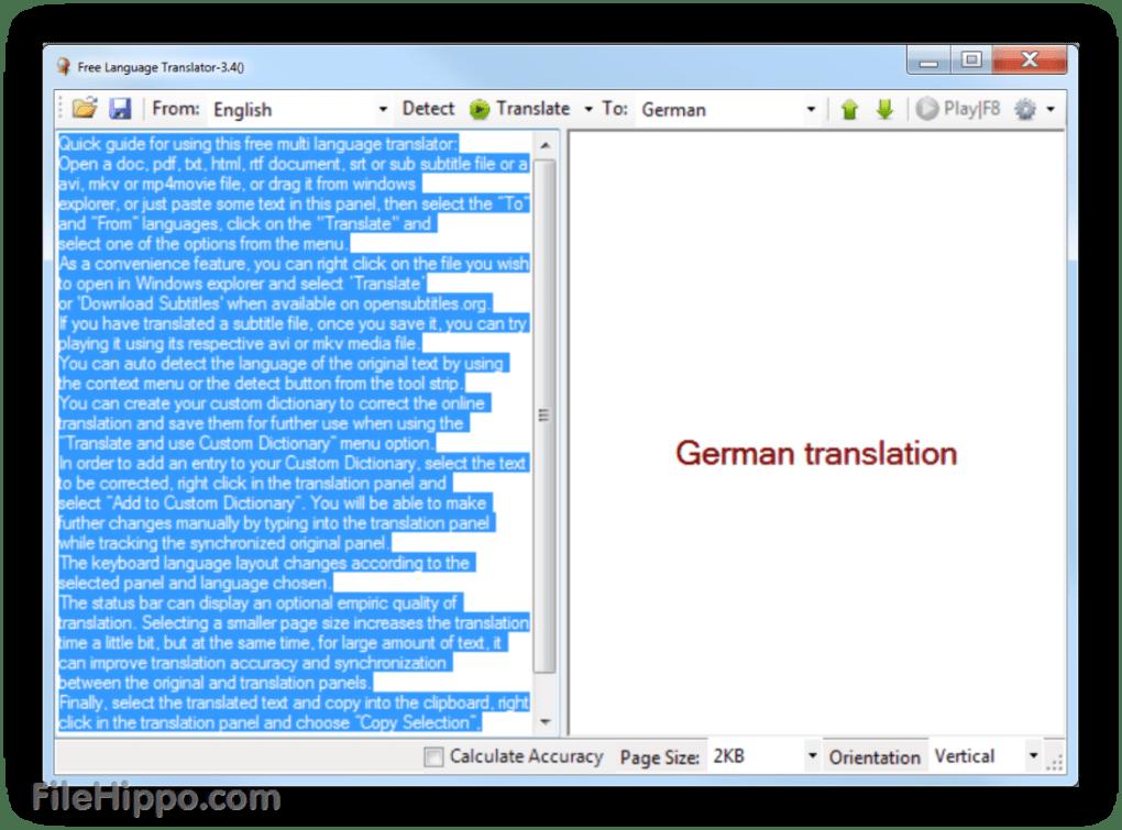 Promt Translator Free Download