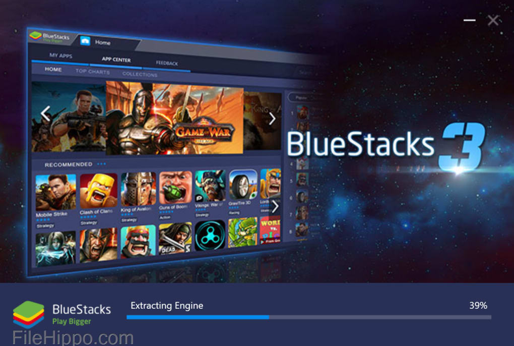 Bluestacks 1 App