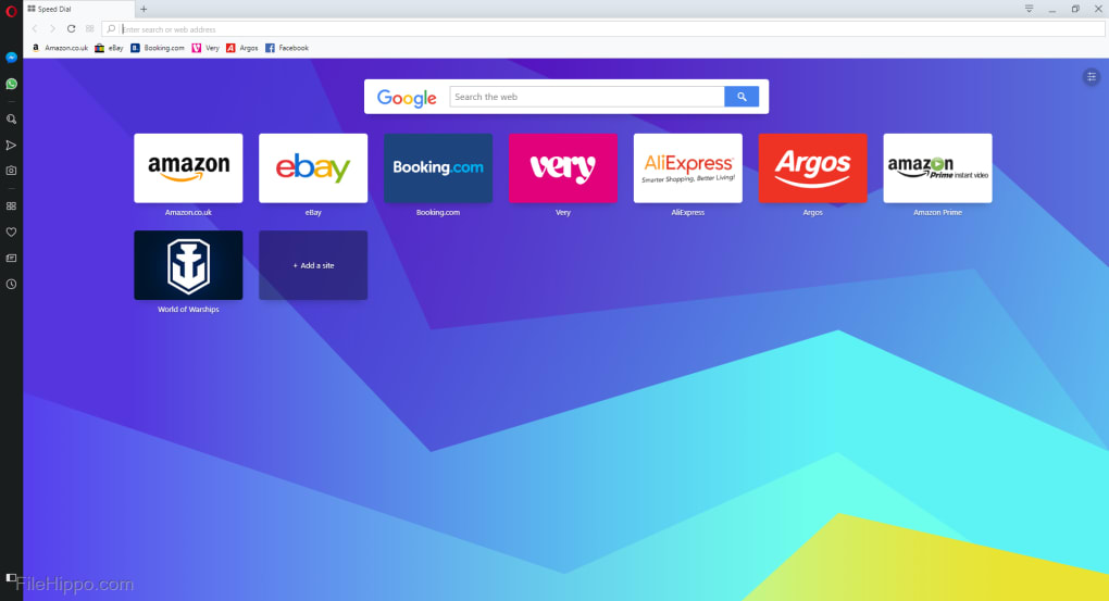 Free Download Opera Browser For Mac
