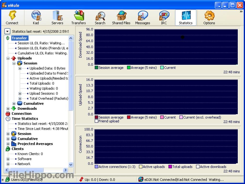 Download Emule 0 50b Beta 1 For Windows Filehippo Com