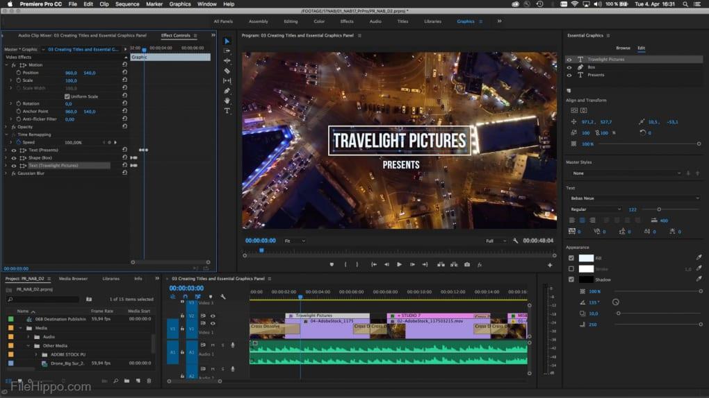 Download adobe premiere pro free mac
