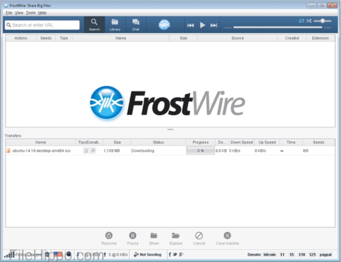 Download Frostwire 6 9 1 For Windows Filehippo Com