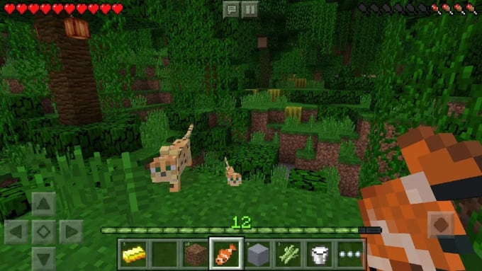 Download Minecraft Pocket Edition 1 9 0 15 For Android Filehippo Com