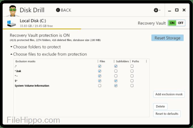 Disk drill free key