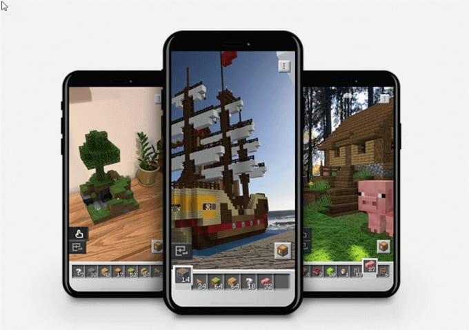 Download Minecraft Earth APK 1 0 for Android Filehippo com