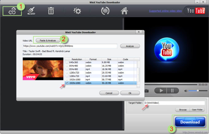 Download Winx Youtube Downloader 5 7 0 0 For Windows Filehippo Com