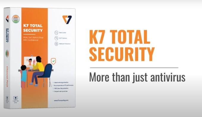 Download K7 Total Security 2022 Windows