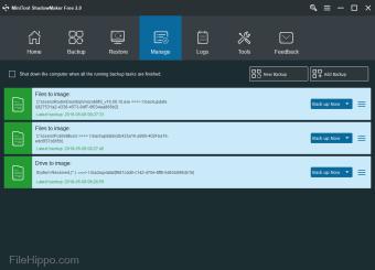 MiniTool ShadowMaker 2.0