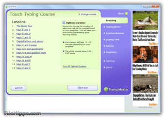 Download TypingMaster Typing Test 10 1 1 846 for Windows - Filehippo com