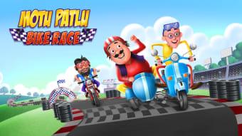 Motu Patlu Bike Race
