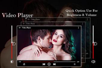 Hot Girl Video Player HD Video Player