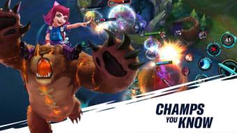 League of Legends: Wild Rift APK