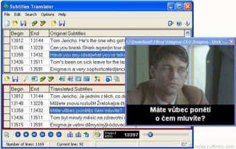Subtitles Translator
