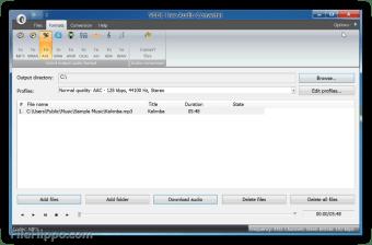 Download VSDC Free Audio Converter 1 6 5 353 for Windows