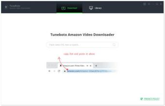 TuneBoto Amazon Video Downloader