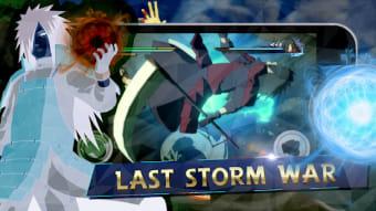 Ultimate Shinobi Last Storm War