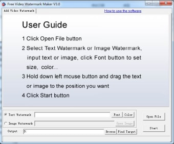 Free Video Watermark Maker