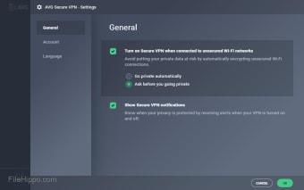 avg secure vpn product key