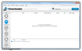 Download VDownloader 4 5 2973 for Windows - Filehippo com