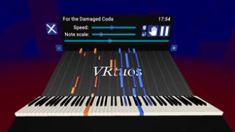 VRtuos Companion App