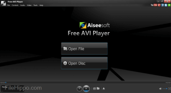 Aiseesoft Free AVI Player for Windows