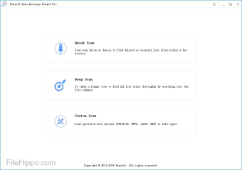 Rcysoft Data Recovery Wizard Pro