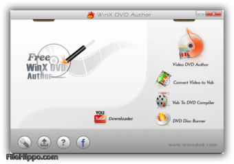Download WinX DVD Author 6 3 9 for Windows - Filehippo com