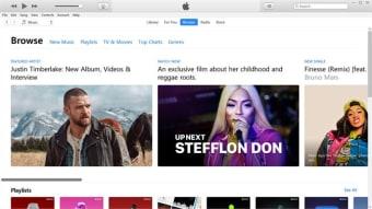 Apple iTunes Music Store 64-bit