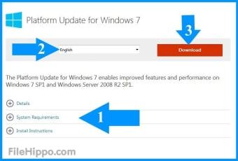 Platform Update for Windows 7