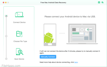 Aiseesoft Free Mac Android Data Recovery
