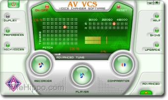 Download AV Voice Changer Software 7 0 62 for Windows - Filehippo com