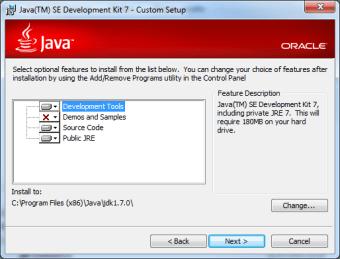 Java Development Kit 32-bit