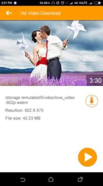 HD Video Downloader  UHD Hot Video Player