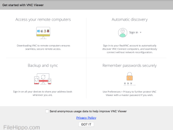 VNC Viewer for Mac