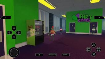 The Amazing frog simulation