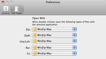 Winzip Mac Edition